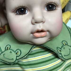 Adora froggy doll